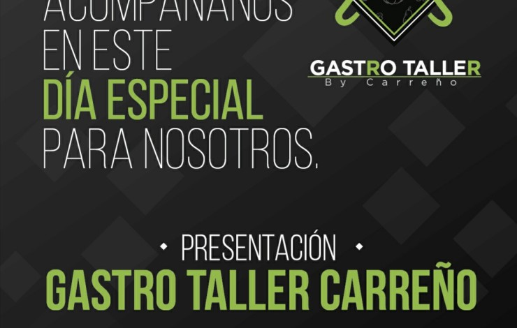 Presentación Gastro Taller